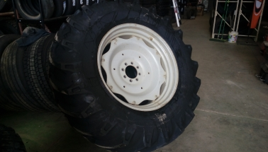 New agricultural tyres